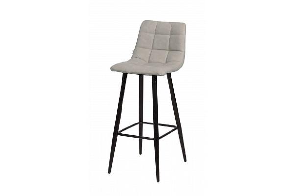 Барный стул SPICE RU-09 серо-бежевый винтаж, PU М-City купить в салоне-студии мебели Барселона mnogospalen.ru много спален мебель Италии классические современные